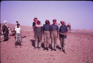 TOS Dhofari Soldiers with SAS