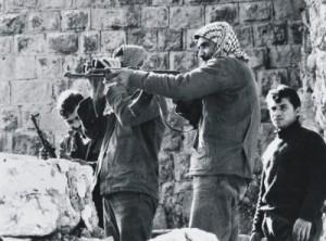 PLO fedayeen
