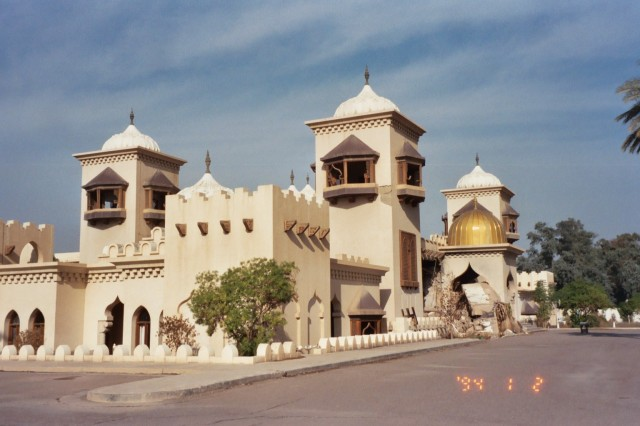 IZ uday's love palace