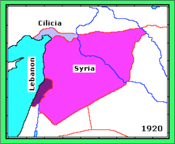 old-syria