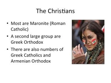 leb christians