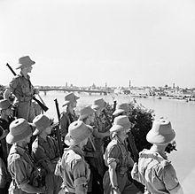 brits in iraq