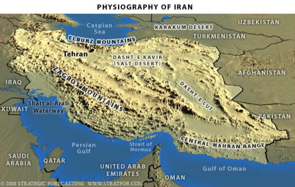 Iran-Terrain