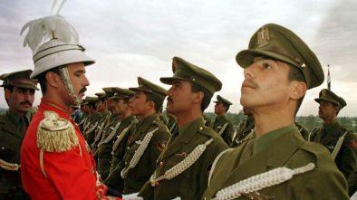 Iraqi officers