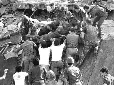 Lebanon marine barracks bombing