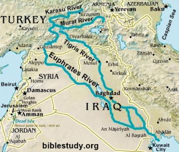 euphrates-tigris-valley-map