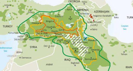 kurd scary map