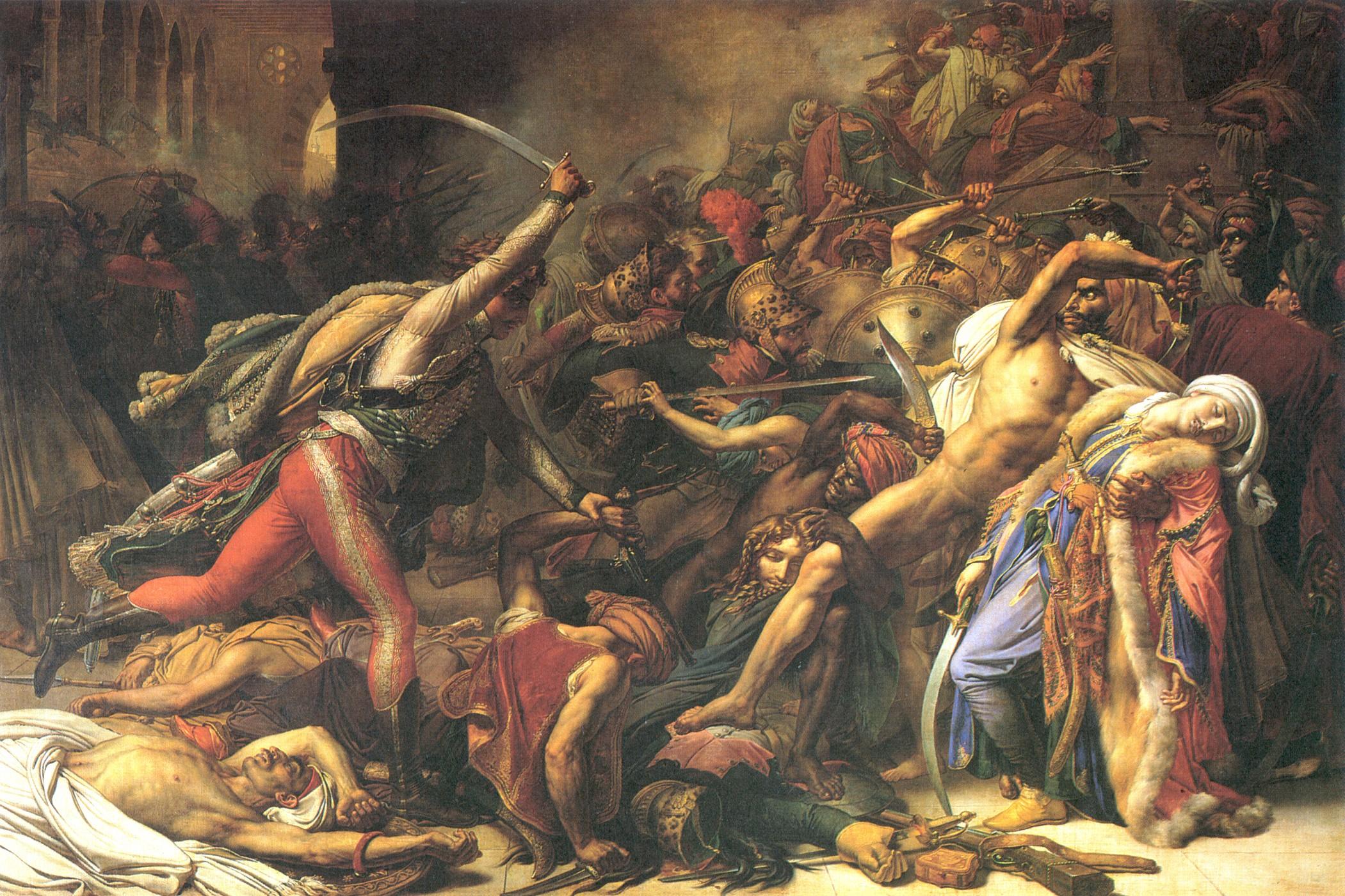 Cairo revolt